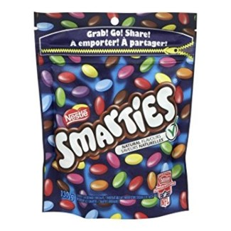 Smarties Candy 12/4 pk