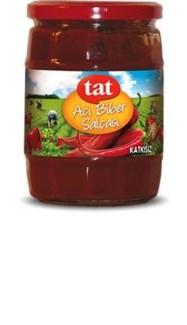 Tat Hot Red Pepper Paste 12/580 gr