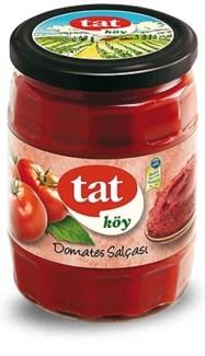 Tat Köy Tomato Paste Villiage Style 12/580 gr