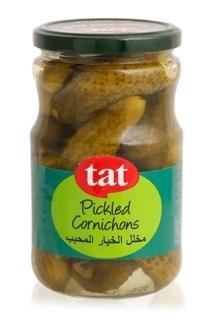 Tat Pickled Cornichons 12/720 gr