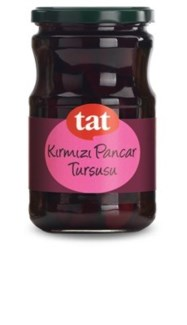 Tat Pickled Red Beets 12/720 ml