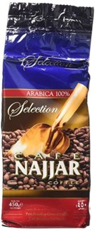 Najjar Coffee Plain 10/450 gr