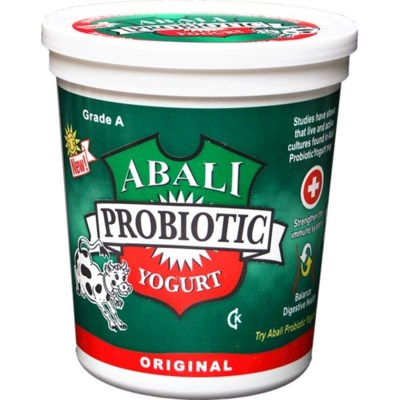 Abali Probiotic Yogurt 6/32 oz