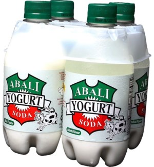 Abali Yogurt Soda Mint 24/16 oz