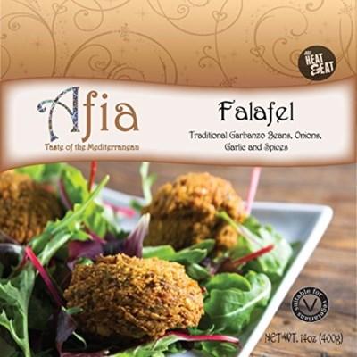 Afia Frozen Falafel 12/400 gr