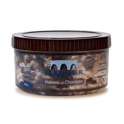 Al Kanater Halva Choco 12/2 lb