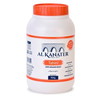 Al Kanater Tahini 12/2 lb