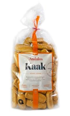 "Andalos Kaak 3"" Sesame 10/400 gr"
