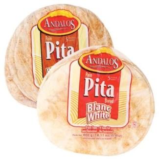Andalos Pita White 15/400 gr