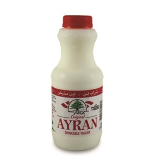 "Arz Yogurt Drink ""Ayran"" 24/1 pt"