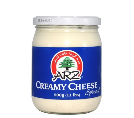 Arz Creamy Cheese Spread 6/500 gr