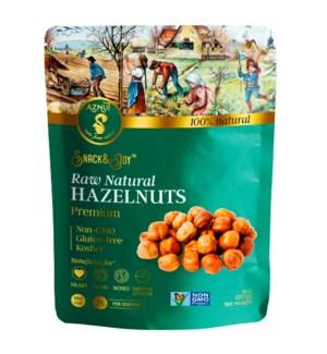 Aznut Raw Hazelnut 20/8 oz