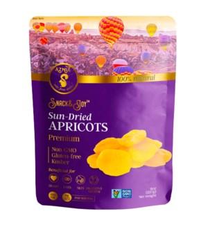 Aznut Dried Apricots 15/6 oz