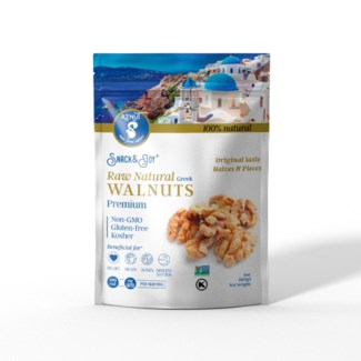 Aznut Walnuts Halves 15/8 oz