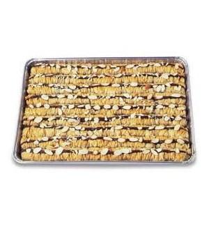 Athens Chocolate Almond Rolls 45 pcs (tray)