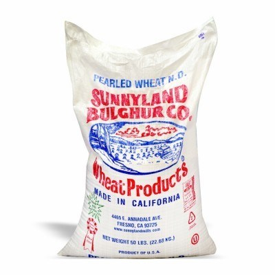 Shelled Wheat Sunnyland 50 lb