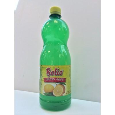 Bolio Lemon Juice 12/33.5 fl oz