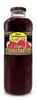 BPC Pomegranate Juice (glass) 8/1 lt