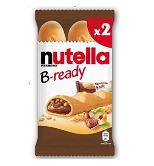 Nutella B-ready 24/44 gr (T-2)
