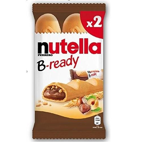 Nutella B-ready 16/44 gr (T-2)
