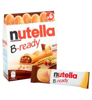 Nutella B-ready 16/132 gr (T6)