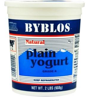 Byblos Yogurt 6/32 oz