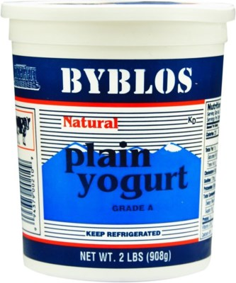 Byblos Yogurt 6/32 oz