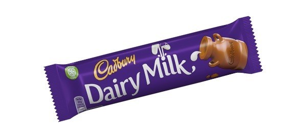Dairy Milk Chocolate w/milk 48/48 gr