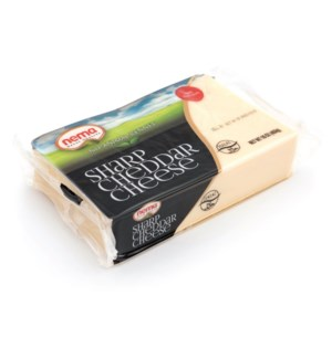Nema Sharp Cheddar Cheese 12/1 lb