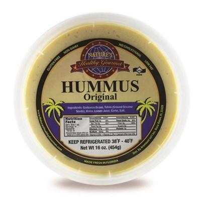 Original Hummus 8 oz
