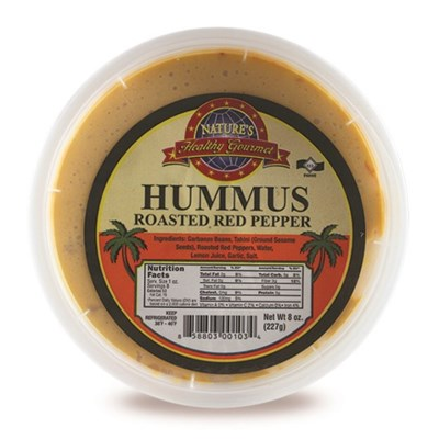 Rst. Red Pepper Hummus 8 oz