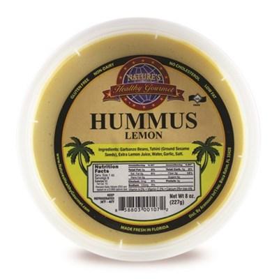 Lemon Hummus 8 oz