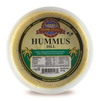 Dill Hummus 8 oz