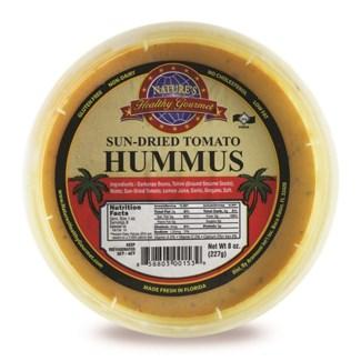 Sundried Tomato Hummus 8 oz