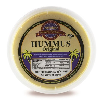 16 OZ- Original Hummus
