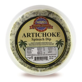 DIP - Artichoke Spinach 8 oz