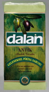 Dalan Olive Oil Soap Green 12/5 pk