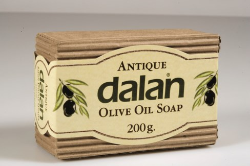 Dalan Antique Olive Oil Soap 36/170 gr
