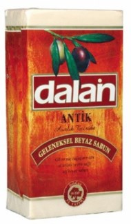 Dalan White Soap 12/5 pk