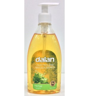 Dalan Herbal Soap 24/13.5 fl oz