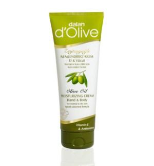 D'Olive Moisturizing Lotion 18/250 gr