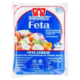 Dodoni Greek Feta (vacuum) 16/150 gr