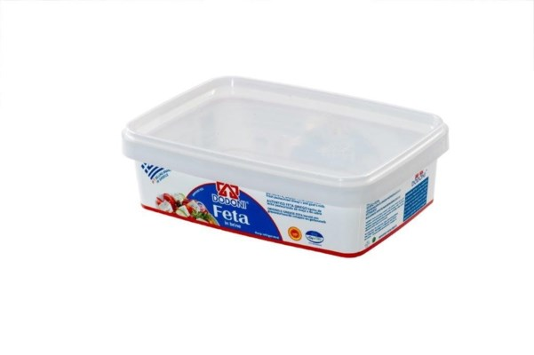 Dodoni Greek Feta (tub) 18/200 gr