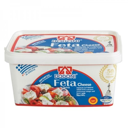 Dodoni Greek Feta (tub) 12/400 gr