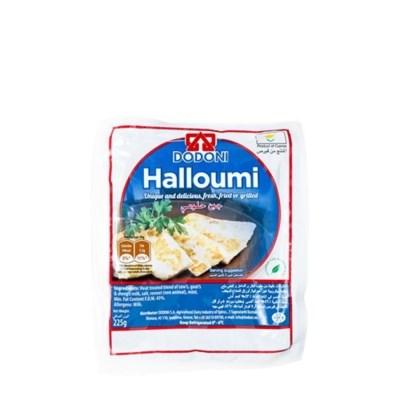 Dodoni Halloumi Cheese 10/225 gr