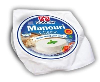 Dodoni Manouri Cheese 12/7.04 oz
