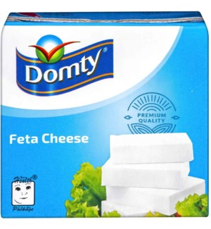 Domty Cheese Plain 12/500 gr