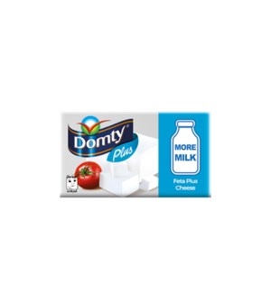 Domty Cheese Plain Plus 12/500 gr