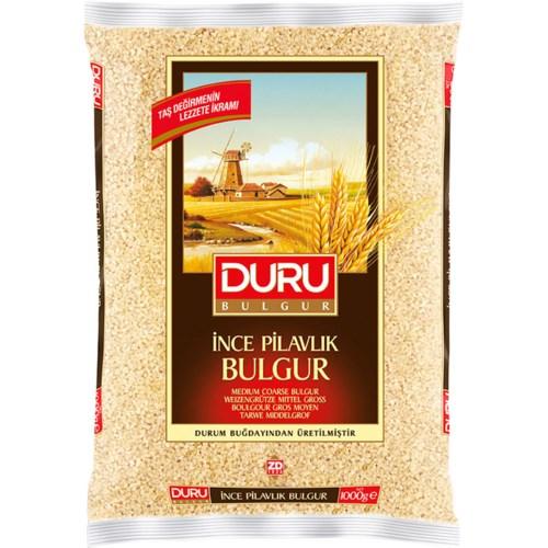 Duru Extra Fine Bulgur 12/1 kg