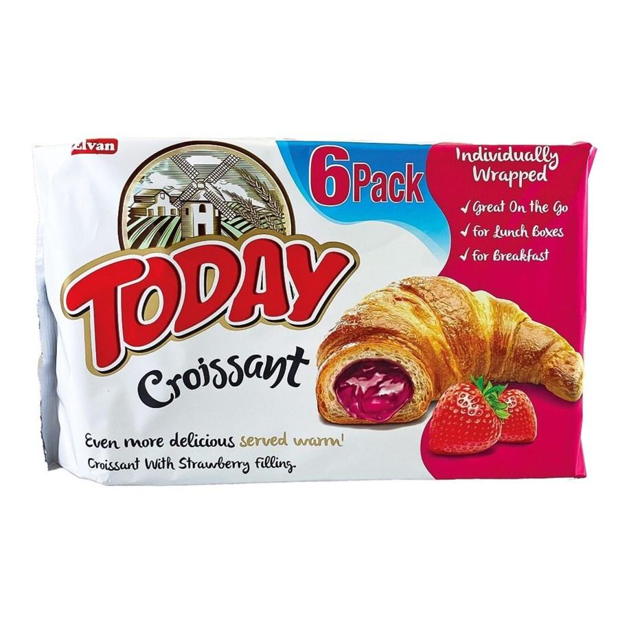 Elvan TODAY Mult Croissant STRAWBERRY 45grx6x12